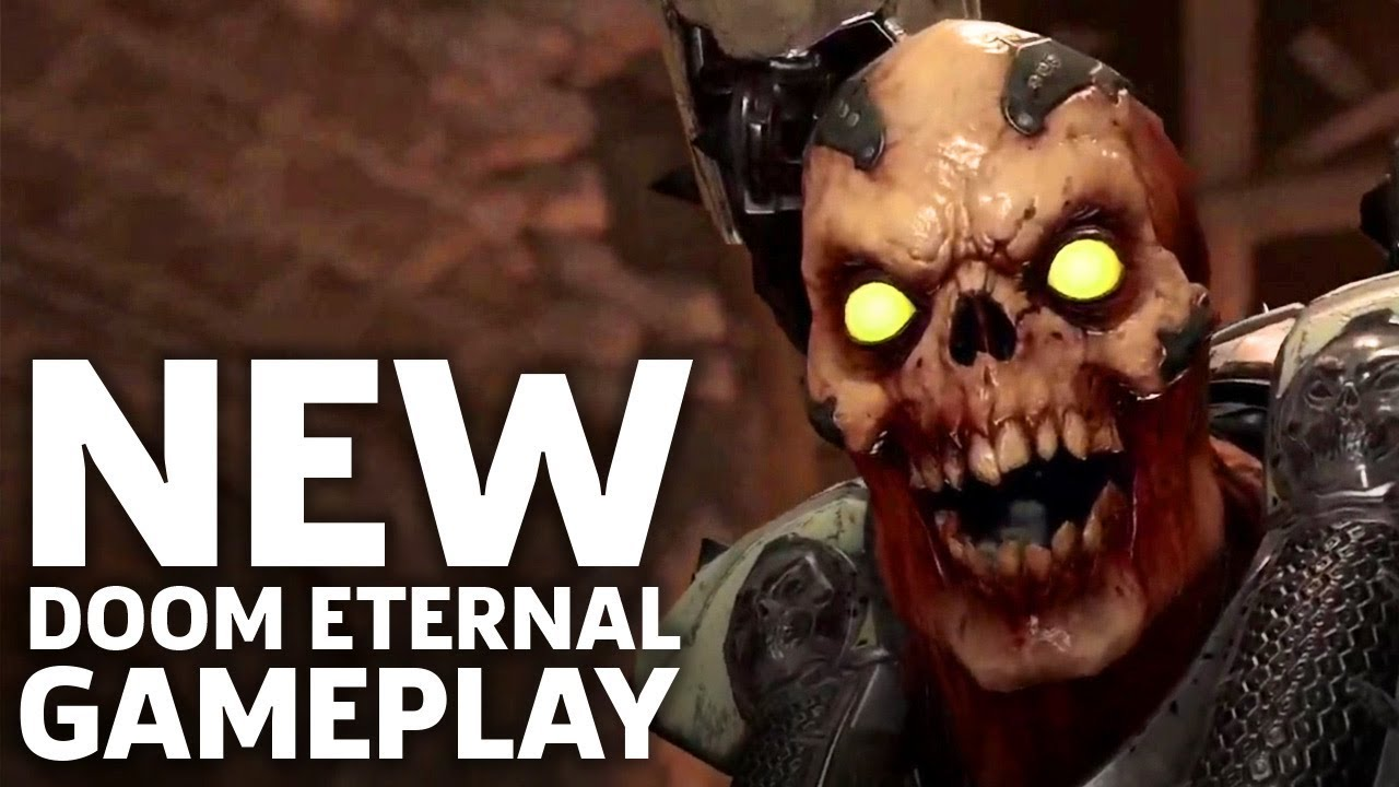 FULL Doom Eternal Gameplay Presentation | QuakeCon 2019 thumbnail
