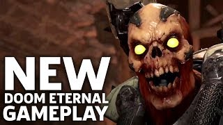 FULL Doom Eternal Gameplay Presentation | QuakeCon 2019