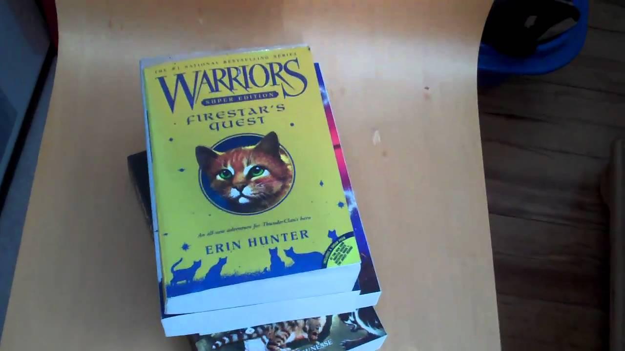 Warriors: Super Edition: Firestar's Quest Paperback
