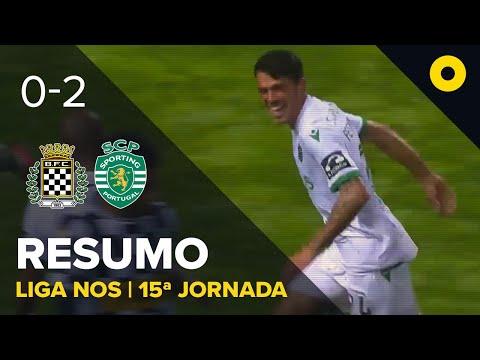 Resumo: Boavista 0-2 Sporting - Liga NOS | SPORT TV