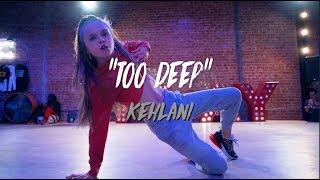 "Kehlani - ""Too Deep"" | Nicole Kirkland Choreography"