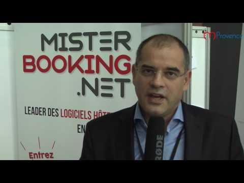 [Forum Medinjob Marseille 2016] David GLINEUR, MisterBooking.net