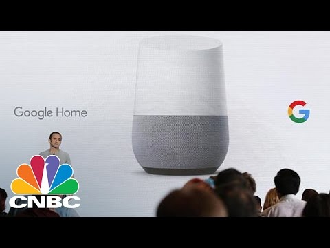 Google Home Introduced At Hardware Event | CNBC