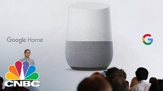 Google Home Introduced At Hardware Event   CNBC