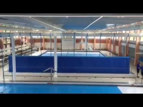 Zwembad de waterthor 26 april 2015 youtube for Zwembad den bosch