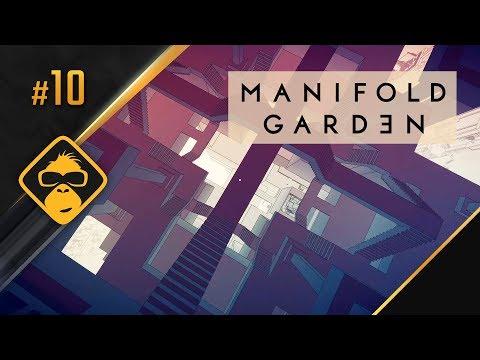 Manifold Garden #10 - let's play 🧩 M.C. Escher lässt grüßen [Gameplay PC, German]