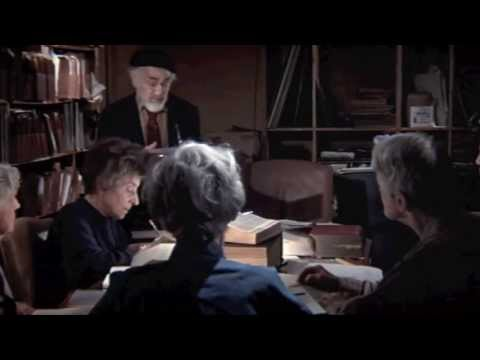 The last Librarian: Edward G. Robinson