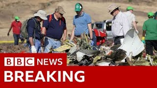 Ethiopia pilots 'could not stop nosedive' - BBC News