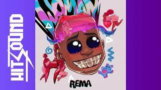 Rema - Woman Instrumental (Prod. HitSound)