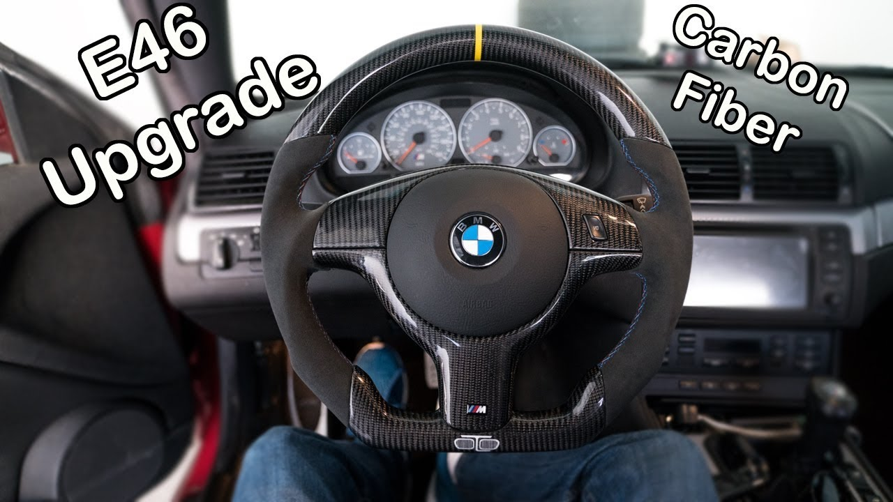 The ULTIMATE    BMW       E46       Steering       Wheel      YouTube
