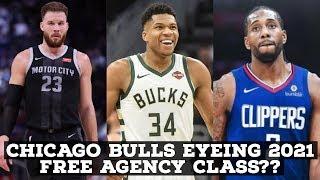 Chicago Bulls Already Eyeing 2021 Free Agency?