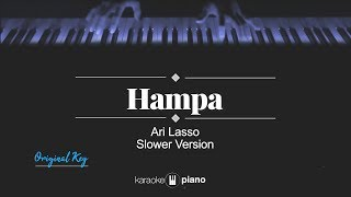 Download Hampa (ORIGINAL KEY) Ari Lasso (KARAOKE PIANO)