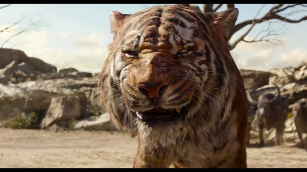El Libro de la Selva (The Jungle Book)   Tráiler IMAX