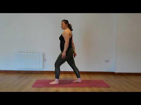 Yoga Osteo Calf Stretch