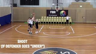 Offence on ball screens offensive fundamentals