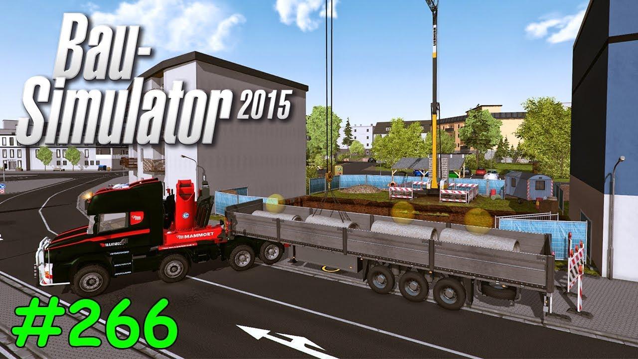 let 39 s play bau simulator 2015 teil 266 der neue. Black Bedroom Furniture Sets. Home Design Ideas