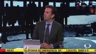 En vivo: Lo último sobre el terromoto en México thumbnail