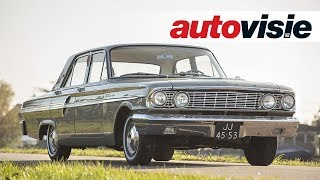 Uw Garage: Ford Fairlane 500 (1964)