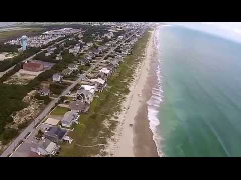 Atlantic Beach, N.C.....Droned