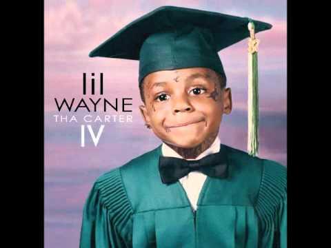 Lil Wayne Tha Carter IV Official Album Cover