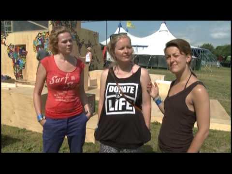 Roskilde Festival 2009 - The Danish Refugee Council