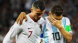 10 Times RONALDO & MESSI  Proves That They Not a Human
