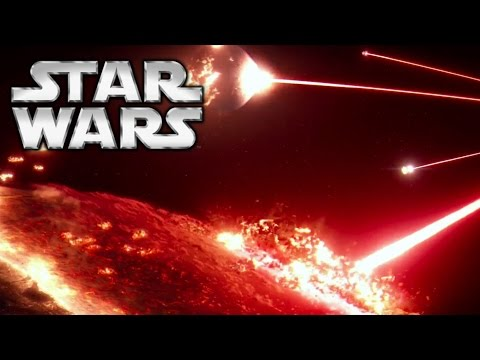Every Planet Destroyed in Star Wars Canon and Legends