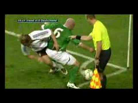 Irland - Deutschland