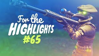 WE'RE ABOUT THAT SNIPE LIFE! |  FTH Ep. 65 (Fortnite Battle Royale Best Moments)