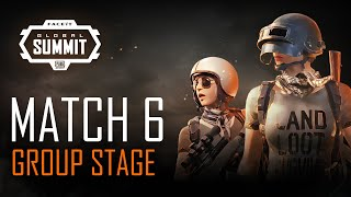 FACEIT Global Summit - Day 1 - Group Stage - Match 6 (PUBG Classic)
