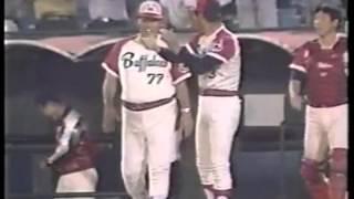 1989年 パシフィックリーグ優勝1(大阪近鉄バファローズ)