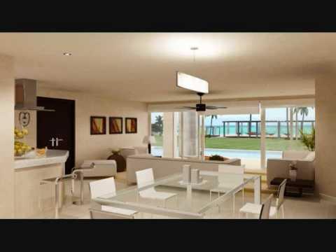 Departamentos y casas en venta renta y traspasos en playa for Renta casa minimalista cancun