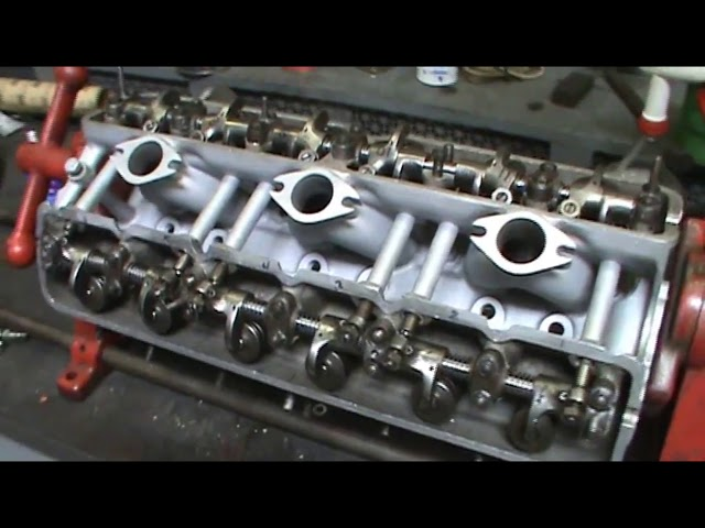 1937 BMW 328 Engine Rebuild