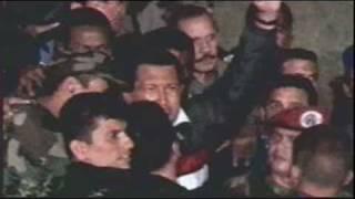 Hugo Chávez - 7/8 La Revolución no será Transmitida - 11 de Abril del 2002.