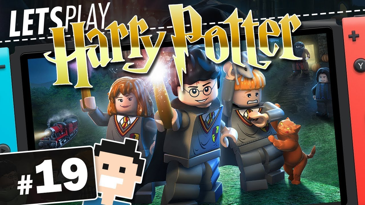 Harry Potter Wohnzimmer Let S Play Lego Harry Potter Switch Deutsch 19 Ende Jahr 3 Start Jahr 4