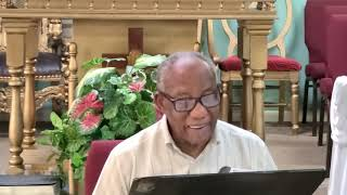 The Prophecy of 70 weeks | Greater Palm Bay COG | Bible Study | Bishop J.R. Lewinson | 6.3.2020