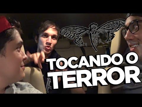 TOCANDO O TERROR NO CINEMA