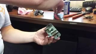 видео Замок багажника на ВАЗ-2109 – ремонт, замена своими руками? + Видео