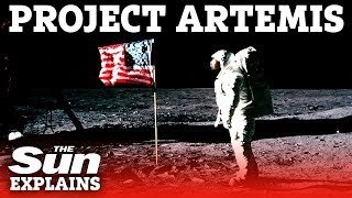 What is Project Artemis? Returning to the Moon 50 years later