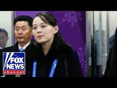 Media fawn over Kim Jong Un's sister at Olympics
