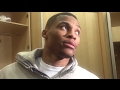 Russell Westbrook and Gregg Popovich: The Two Most Feared Interviewees in Sports