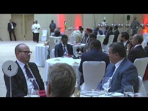 Rwanda, Signature de 19 accords bilatéraux