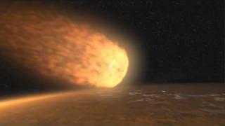 Phoenix Mars Lander-Launch & Landing Animation