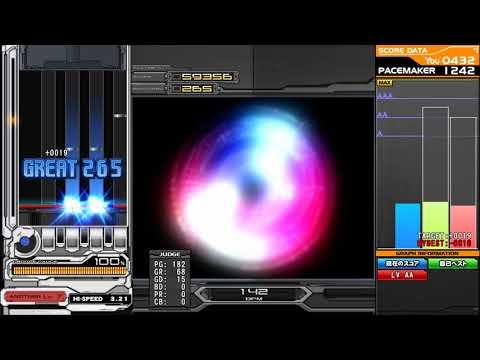 Beatmania IIDX INFINITAS    In My Eyes (A)   FC  AA