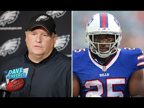 Will Chip Kelly Lose to LeSean McCoy