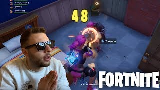 FUMAGALLI SU FORTNITE EPISODIO 84