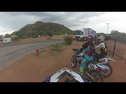 AMAZING OUTRIDE IN GABORONE