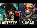 Og Sumail Vs Eg Arteezy Epic Battle Top Carry In Ranked 7 24 Dota 2 Ngebren(.mp3 .mp4) Mp3 - Mp4 Download