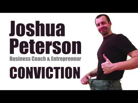 Joshua Peterson On Conviction