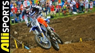 How to Have Proper Body Positioning, Justin Brayton, Alli Sports Motocross Step By Step Trick Tips